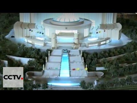 Pékin finance la construction du nouveau Parlement du Zimbabwe