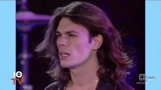 FestivalBar 1995 Gianluca Grignani Falco a Metà YouTube Videos
