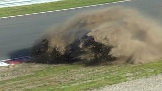 DNRT October Crash and Action - Zandvoort