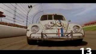 Here's what you missed -- Part I G rated?!? Herbie