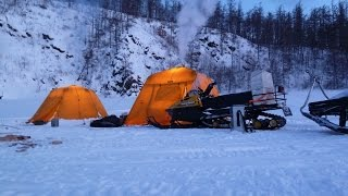 Зимова риболовля на річках Далекосхідних