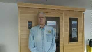 Clearlight Infrared Sauna Review | Rory is a customer of a Clearlight Infrared Sauna by Sauna Works