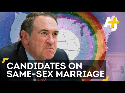 So how do your 2016 Presidential hopefuls feel about the historic win for same-sex marriage?