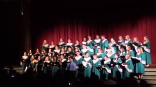 2014 Lake Catholic Spring Concert   Concert Choir   All Good Gifts