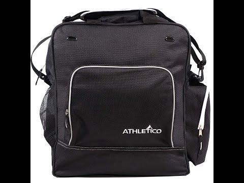 (EPISODE 2534) AMAZON PRIME UNBOXING: Athletico SPORTS Exclusive Travel Luggage Boot Bag @amazon