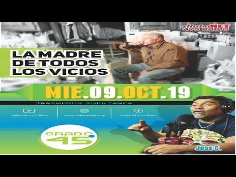 JOSE C| TEMA LA MADRE DE TODOS LOS VICIOS