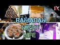 Ramadan Nightlife Vibes   Street Foods At Iftari & Sehri Times   Birmingham UK