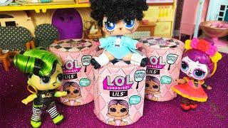 LIL o PETS?  Le nuove LOL Surprise LILS Serie 5 [Unboxing]