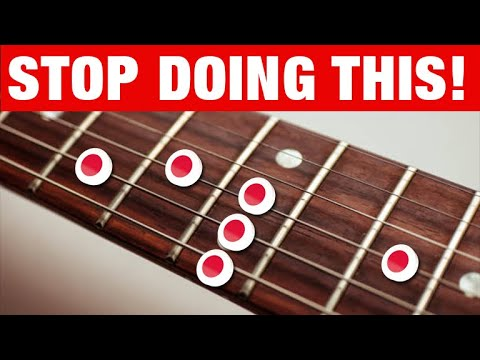 Stop Doing Riffs & Licks Like This (ULTIMATE 3-STEP GUIDE!)