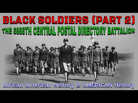 """AFRICAN AMERICAN HISTORY IS AMERICAN HISTORY (AAHIAH)"" EPISODE #11 ""BLACK SOLDIERS (PART 2)"""