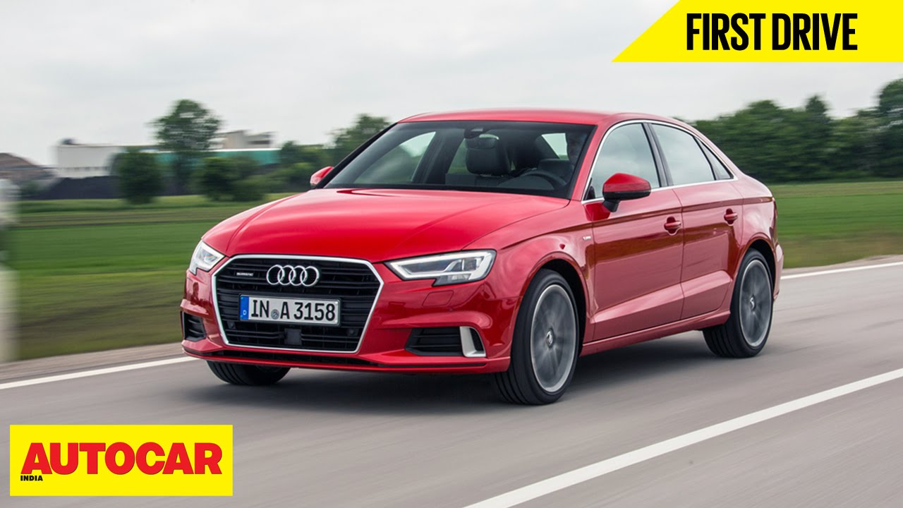 2016 Audi A3 First Drive Autocar India Youtube