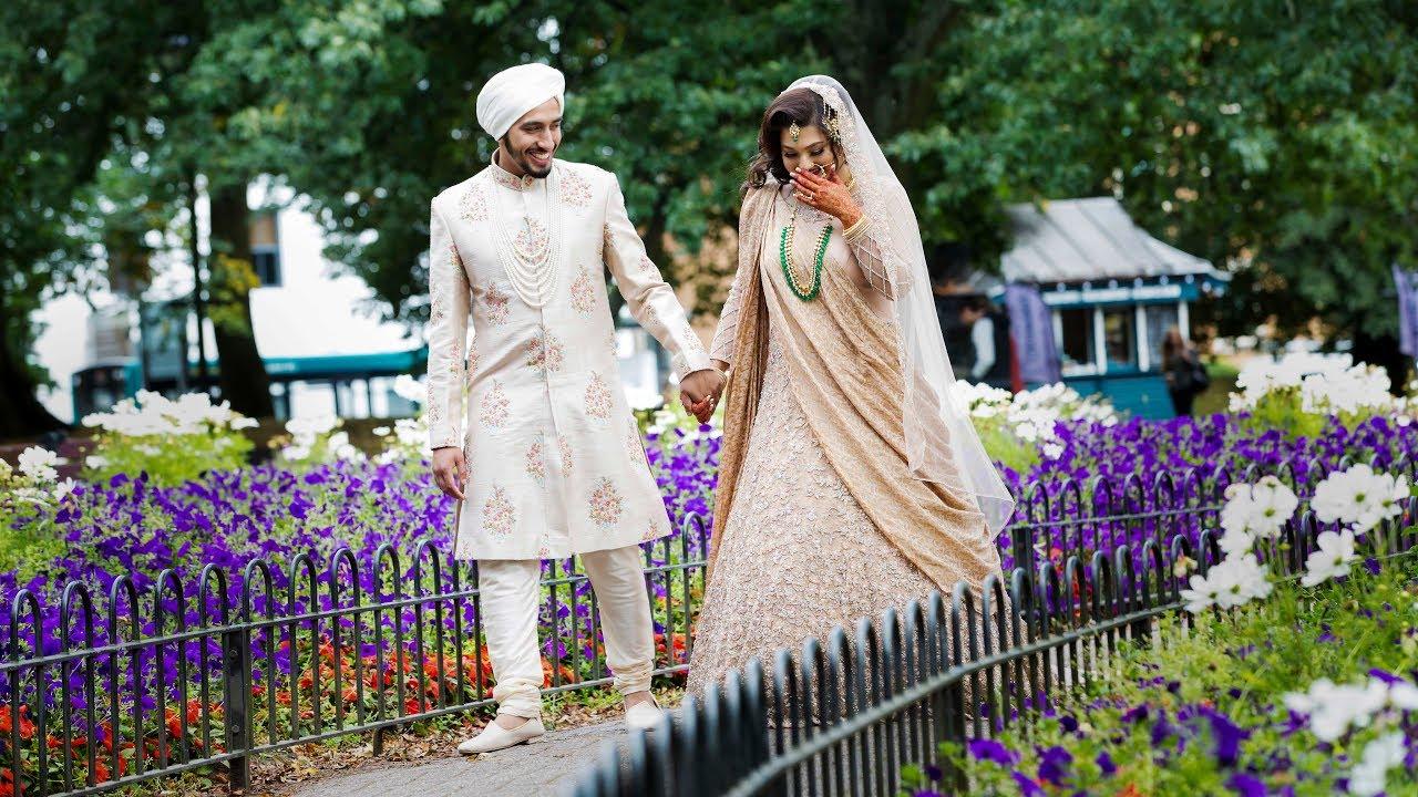 Asian Wedding Cinematography – Bengali Wedding Highlights-City Hall Cardiff