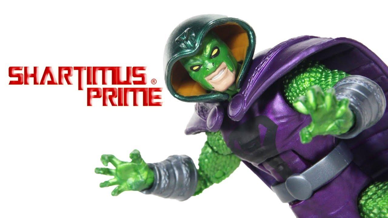Marvel Legends King Cobra Avengers Infinity Thanos Baf Wave Movie