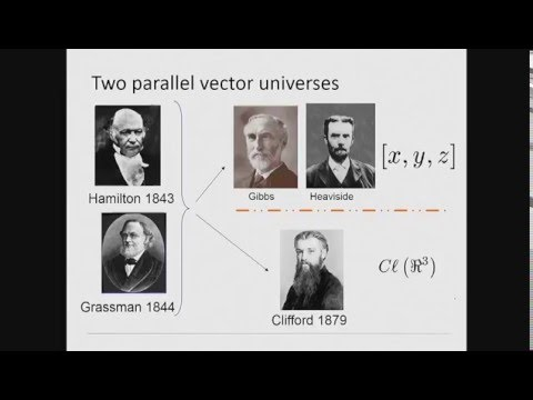 The Vector Algebra War
