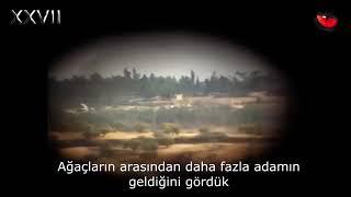 Türk Ordusunun YPG/PKK lı Teröristlere Afrinde Diz Çöktürdüğü Anlar