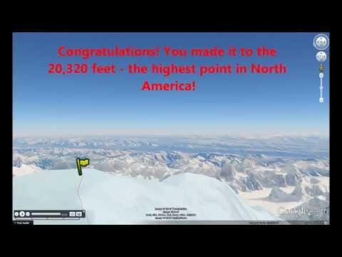 Climb Mt McKinley / Denali in 3D