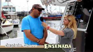 Ensenada Sportfishing with Mariana Hammann In English