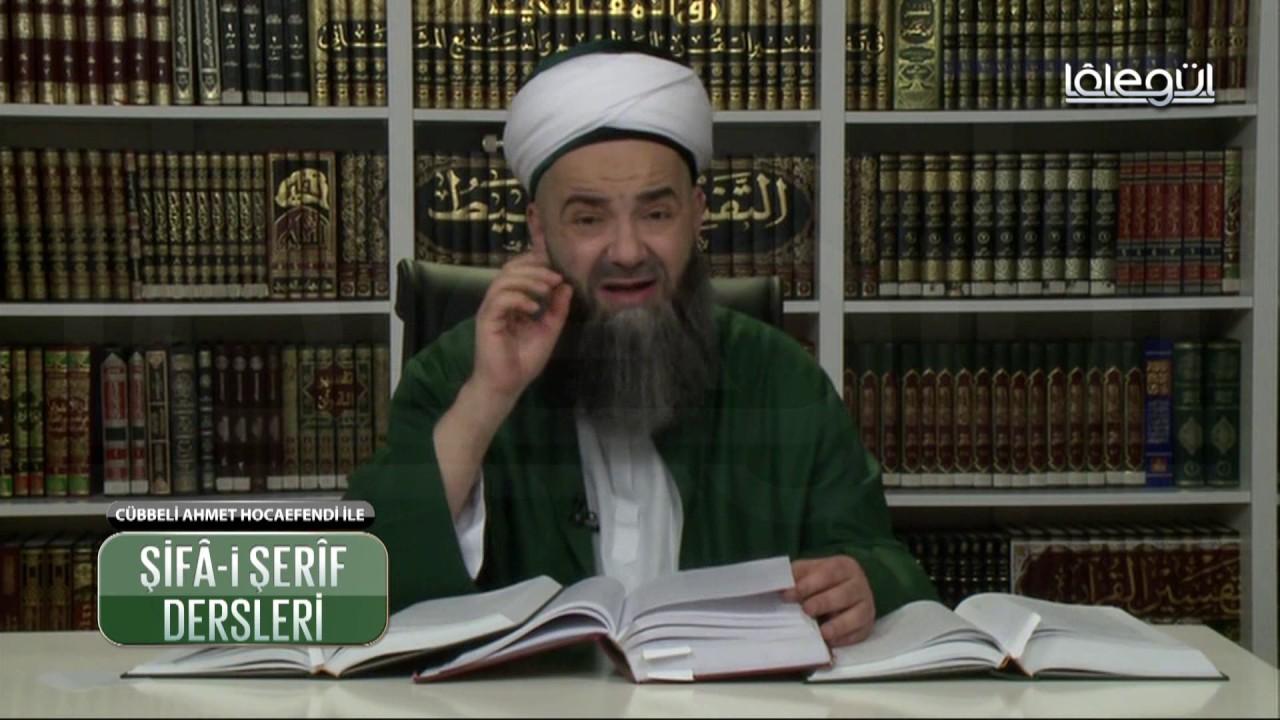 Şifâ-i Şerîf Dersleri 10.Bölüm 15 Ocak 2016 Lâlegül TV
