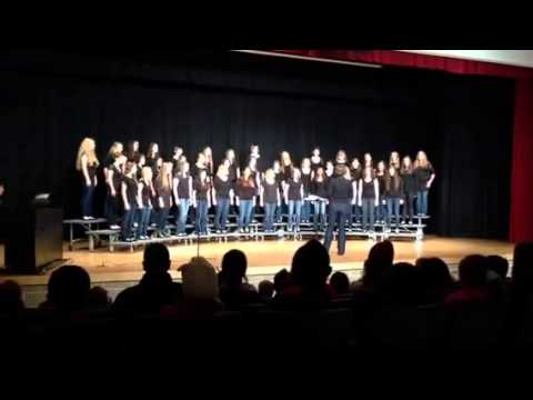Ladies of Lee Perform at Rivermont Collegiate