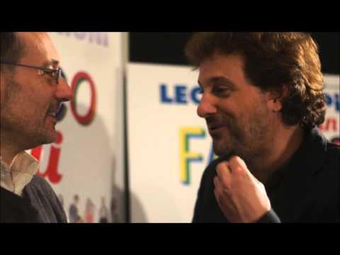 Giovanni Bogani, intervista a Leonardo Pieraccioni