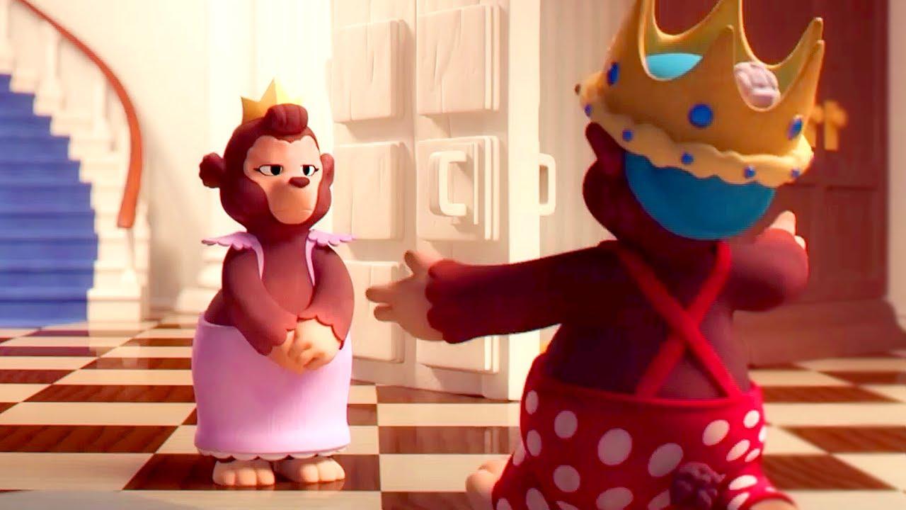 🐻 Приключения медвежонка Расмуса — Так держать, принцесса! | Новый интересный мультфильм