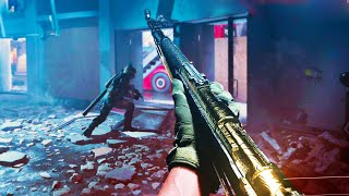 This Sniper is BEAUTIFUL... (Modern Warfare Sniping Gameplay)