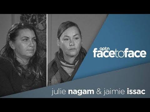 Julie Nagam & Jaimie Issac: Providing a platform for insurgence and resurgence | APTN FaceToFace