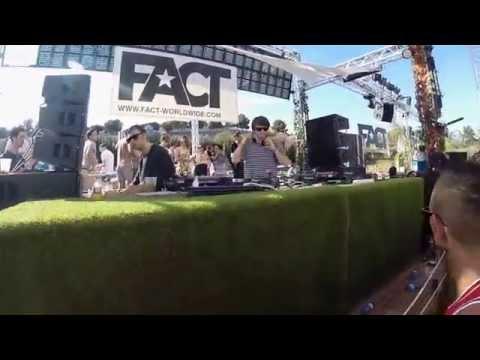 Priku b2b Cezar Part 2 @ Fact Pool Music Series : Next Wave + Local Gathering