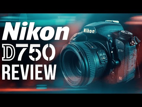 Nikon D750 DSLR - Hands-On Review
