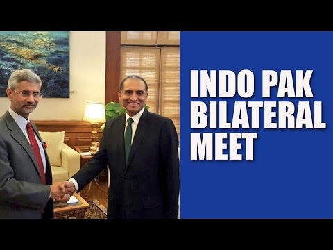 Pakistan Raises Kashmir Issue During Bilateral Meet