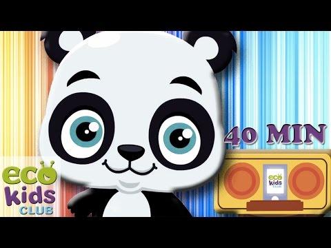 Hokey Pokey +more from EcoKids Club - Children Nursery Rhyme - Kids Songs