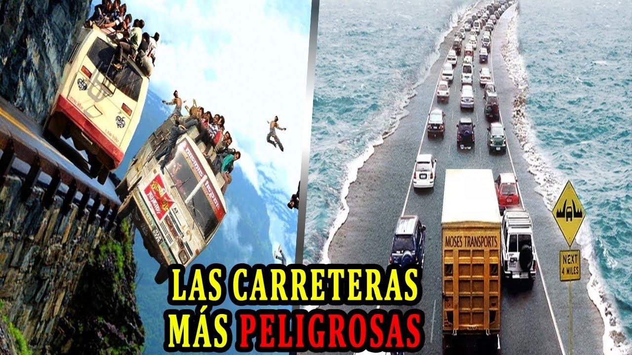 Download Top 9 Carreteras Más Peligrosas e Interesantes Del Mundo 🌎