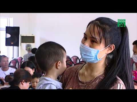 Khám, sàng lọc phát hiện sớm tự kỷ cho 8.000 trẻ em | VTC14 | Foci