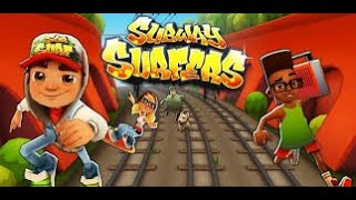 Subway Surfers on PC Gameplay (•¿•)  Reaching my memorable record is 742 355 Part 3 # YouTube