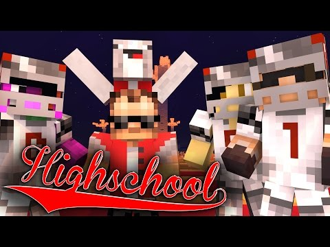 Minecraft HIGH SCHOOL! -