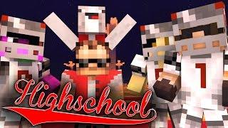 "Minecraft HIGH SCHOOL! - ""IMPRESSING THE GIRLS!"" #1 (Minecraft Roleplay)"