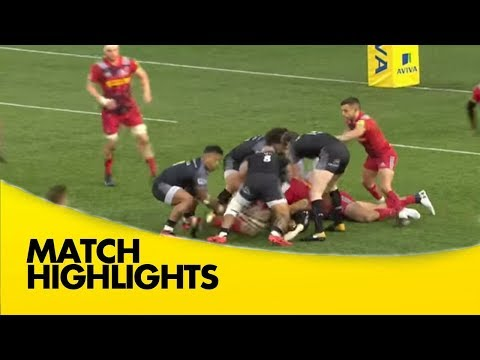 Newcastle Falcons v Harlequins - Aviva Premiership Rugby 2017-18