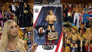 James Ellsworth Elite 55 Figure Review - WWE Mattel Wrestling Figures