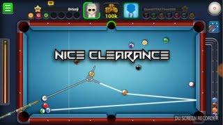 How To Clear Ur Balls 🔥 | 8ball pool | كيف تربح بسهولة