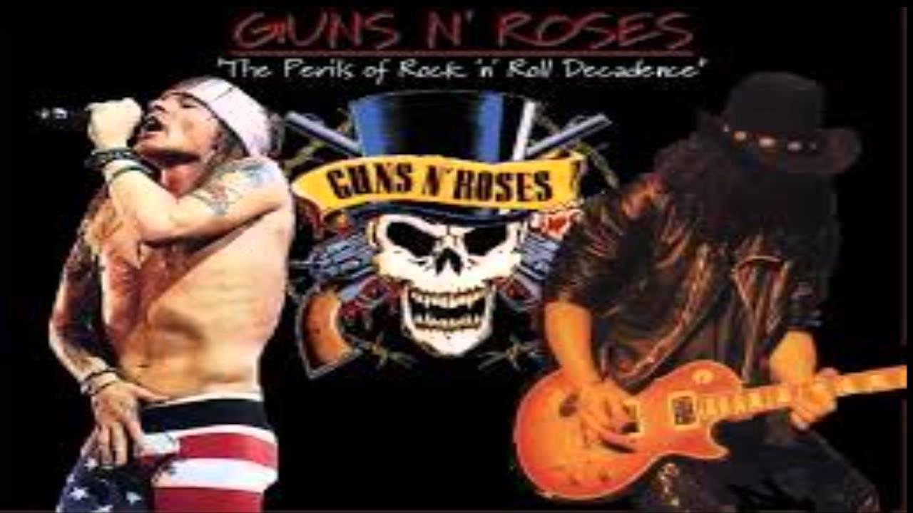 Guns N Roses Wallpapers Music Hq Guns N Roses Pictures: Nirvana Vs Guns N' Roses