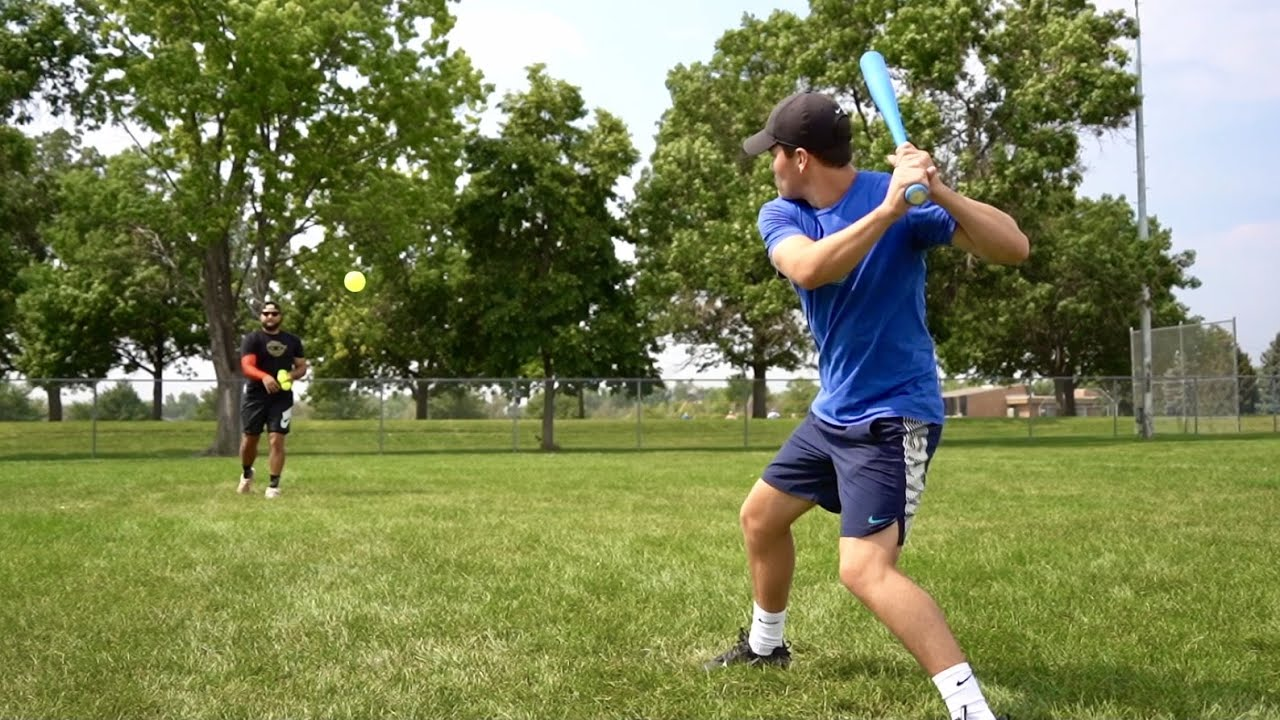 We Broke the Record for the Longest Blitzball Home Run Ever
