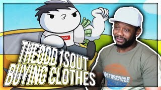 TheOdd1sOut - Buying Clothes   REACTION