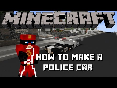 minecraft xbox 360 how to build a car