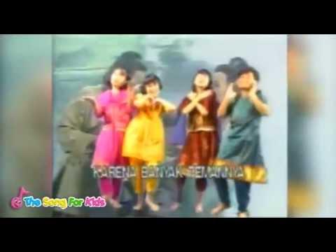 Ular Putih - Trio Laris dan Melisa - The Song For Kids Official