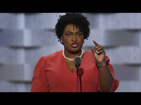 Democrats in Georgia Make History Nominating Stacy Abrams for Governor