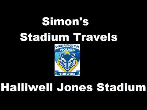 Stadium Travels - Halliwell Jones Stadium