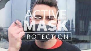 アクティブマスクは使い捨てずに洗って何度も使えるミラノ発のステイリ...