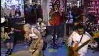 No Doubt - Spiderwebs live on MuchMusic