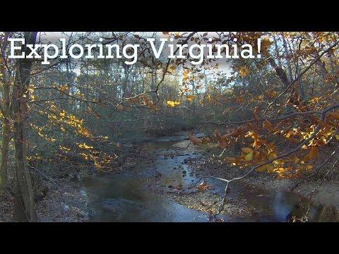 A Hidden Treasure: Alum Springs Park | Exploring Virginia