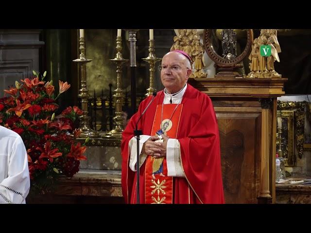 La diócesis de Jaén ordena a dos presbíteros en la solemnidad de San Pedro y San Pablo